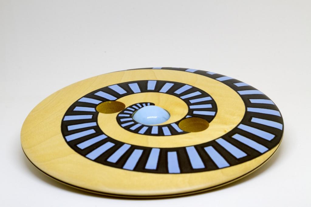 Scheibenkreisel/Flächenkreisel