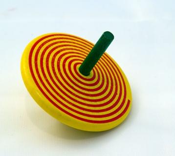 BE50015 - Farbwechselkreisel Spirale