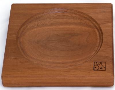 MVH315 - Kreiselplatte Nußbaum 15