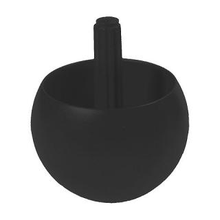 EF01178002_20 - Stehaufkreisel groß schwarz 20 Stück