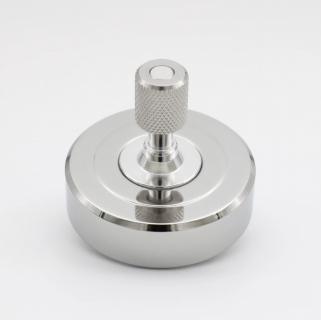 VO105R -  Polished Mk1 - Stainless Ruby