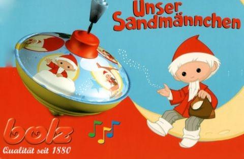 BO52551 - Brummkreisel Sandmann