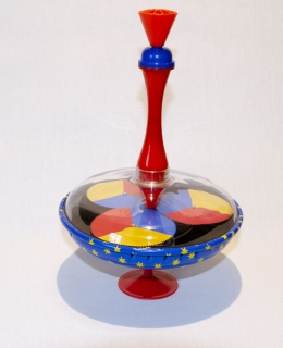 DB1090 - Changing Colour Spinning Top