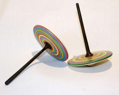 MBA213 - Strip spinning top large