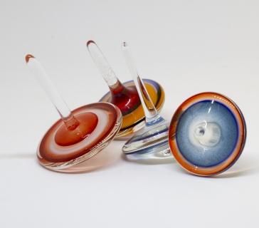 D105 - Glaskreisel