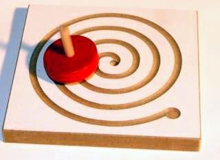 EB604136- Kreiselbrett Spirale