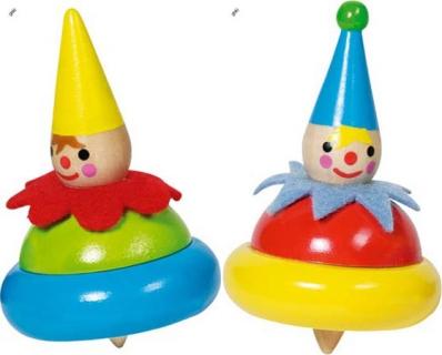 HG62981 - Kreisel Clown