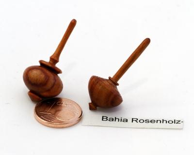 KK120 - Mini-Edelholzkreisel Rosenholz