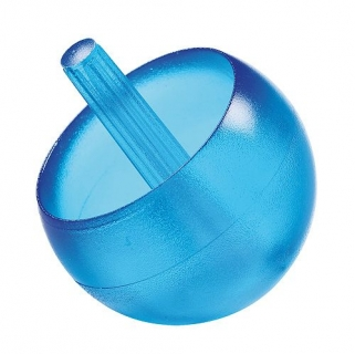 EF01178203 - Stehaufkreisel groß tr-blau