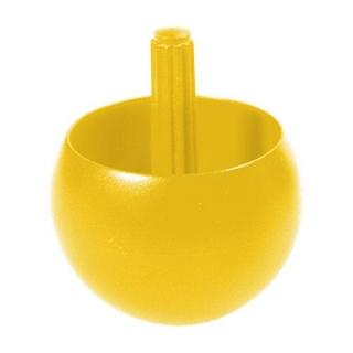 EF01178004 - Stehaufkreisel groß gelb