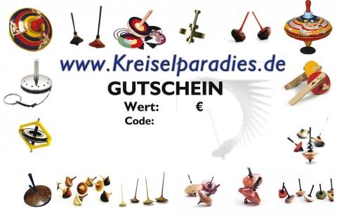 30€ Geschenk-Gutschein
