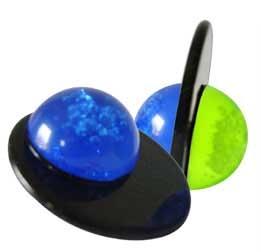 DH081501 - Kreiselscheibe - orbit - neon
