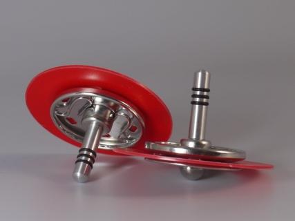 B566 - Druckknopfkreisel