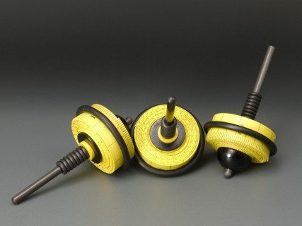 B582 - Schneider-Maßband gelb