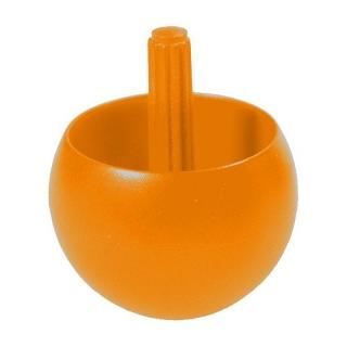 EF01178009 - Stehaufkreisel groß orange