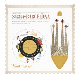 BF330 - Sagrada Familia
