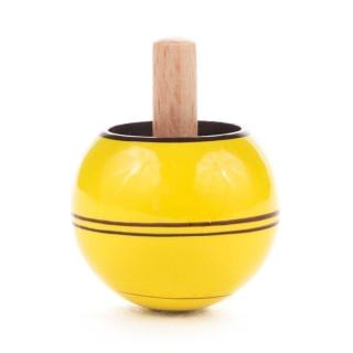 DR0410435 - Stehauf-/Wende-/Umkehr-Kreisel gelb