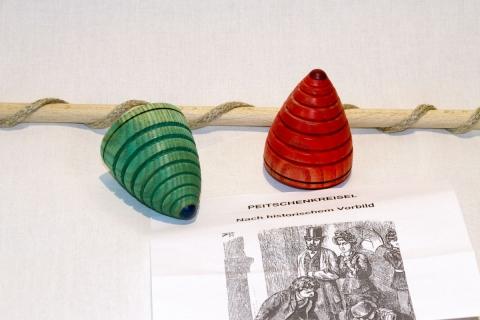 M770 - Peitschenkreisel bauchig