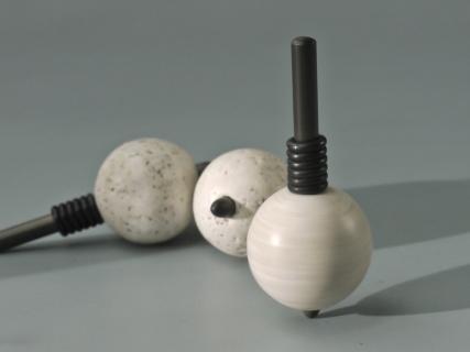 B678 - Perlkreisel Stoneage