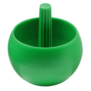 EF01178005 - Stehaufkreisel groß grün