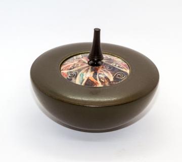 HKC05 - Keramik - Kreiseldose