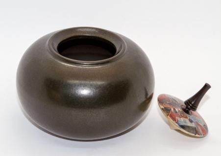 HKC03 - Keramik - Kreiseldose