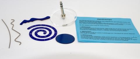 KV119 - Acryl-Magnetkreiselspiel
