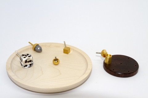 KV130 - Mini spinning top set