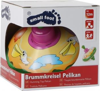 L10296 - Brummkreisel Pelikan