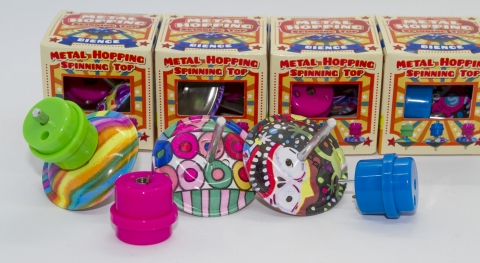 HG14171 - Bouncy spinning top