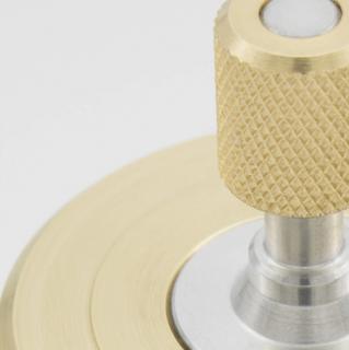 VO100C - Machine Finished Mk1 - Brass Ceramic