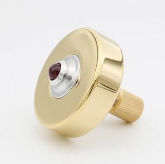 VO104R -  Polished Mk1 - Brass Ruby