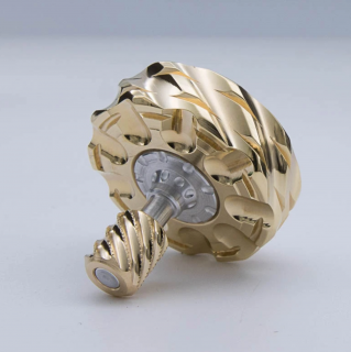 VO107C - Mk1 Sunny Special polished brass ceramic