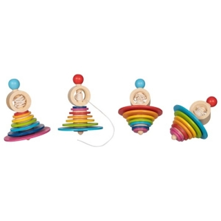 HG62905 - Pulling spinning top