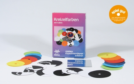 KRA577 - Spinning top colours