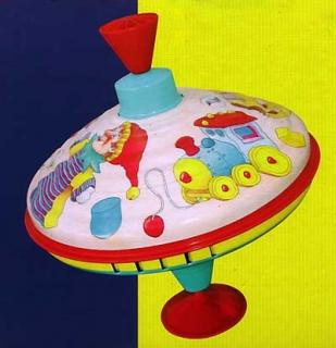HG53035 - Brummkreisel Spielzeug