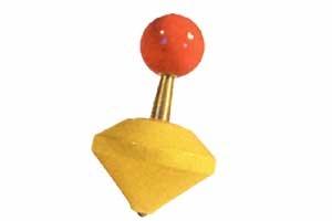 GR24143 - Schnellläufer flach gelb