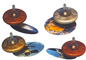 KI291982 - UFO Magnetkreisel