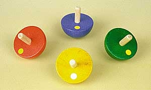 KR112 - Kinderkreisel - farbig