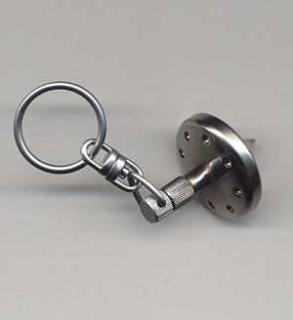 ZB7400 - Schlüsselanhänger mit Kreisel